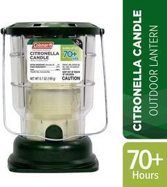 Coleman 70+ Hour Outdoor Candle Lantern