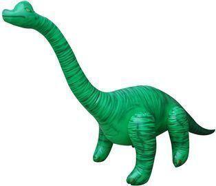 Jet Creations Inflatable Brachiosaurus Dinosaur