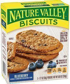 Nature Valley Breakfast Biscuit