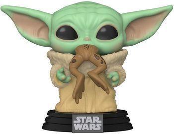 Funko Pop! Star Wars: The Mandalorian - The Child w/ Frog