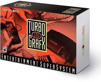 Konami JP TurboGrafx-16 Mini Console