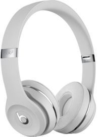 Beats by Dr. Dre Solo 3 Wireless Headphones (Satin Silver)