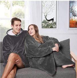 Nappo Hoodie Blanket Sweatshirt