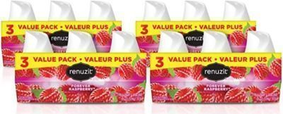 Renuzit Gel Air Freshener 12-Pack