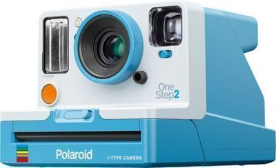 Polaroid Originals OneStep 2 VF Analog Instant Film Camera, Summer Blue