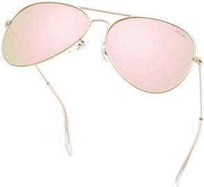 Classic Polarized Aviator Sunglasses (Various Styles)