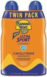 Banana Boat Ultra Sport 6-oz. Sunscreen 2-Pack