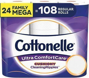 Cottonelle Ultra ComfortCare Toilet Paper 24-Pack