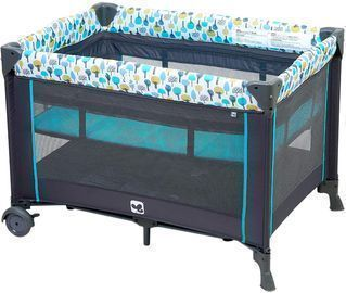Portable Playard with Mattress and Changing Station