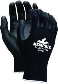 MCR Safety Nylon Safety Gloves (Large)