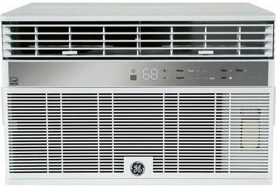GE Smart 8,000 BTU 115-Volt 11.4 CEER Window Air Conditioner