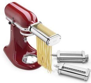 3-Piece Pasta Roller & Cutter Set