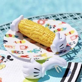 NEW | Mickey Mouse Glove Corn Holders