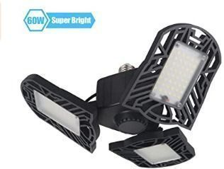 Tri Light Garage LED Light