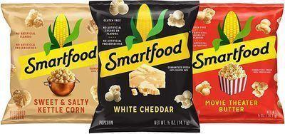 Smartfood Popcorn 40-Pack