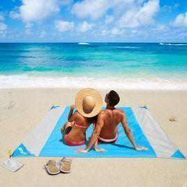 OUSPT 7.8' x 8.2' Beach Blanket