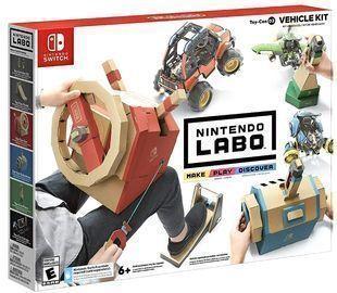 Nintendo Labo Toy-Con 03: Vehicle Kit (Nintendo Switch)