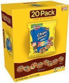 Keebler Chips Deluxe Mini Cookies 20-Pack