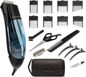 Remington 18-Piece Vacuum Haircut Kit