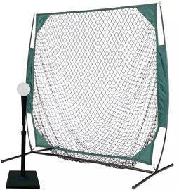PowerBolt 5' Net w/ Pro Tee & 12 Pack Plastic Training Ball Set