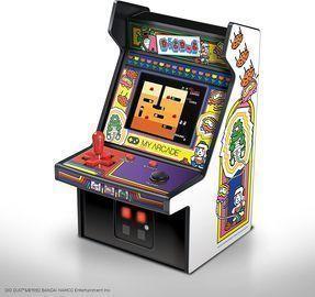 Dig Dug Retro Mini Player