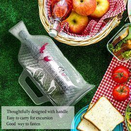 4pk Wine Travel Bag
