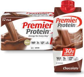 12pk Premier Protein Shakes (Various Flavors)