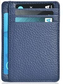 Clifton Heritage RFID Card Holder Wallet