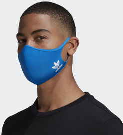In-Stock! Adidas 3pk Face Covers M/L