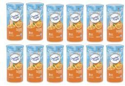 12pk of Crystal Light Classic Orange Powdered Drink Mix