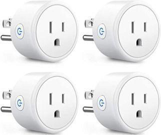 Smart Plugs - 4pk