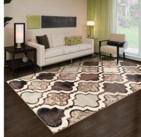 Impressions Deaven Modern Indoor 5'x8' Area Rug