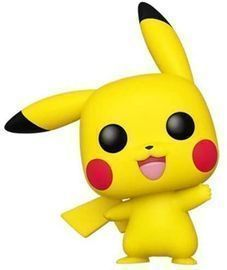 Funko Pop! Pokemon - Pikachu (Waving)