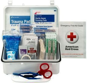 First Aid Only 57-Piece First Aid Kit