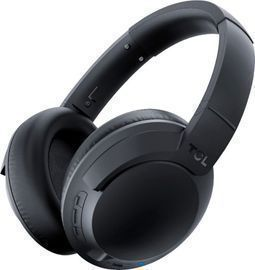 TCL ELIT400NC Wireless Noise Cancelling Over-the-Ear Headphones, Midnight Blue