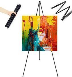 Folding Display Easel Stand 2-pk