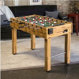 48in Foosball Soccer Arcade Game Table