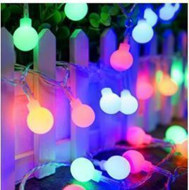 Indoor/Outdoor Globe String Lights