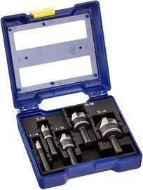 Irwin Countersink 5-Piece Drill Bit Set