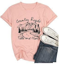Women's Country Roads Tee