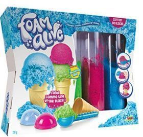 Foam Alive Make N' Melt Ice Cream Kit