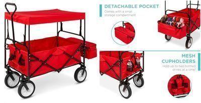 Utility Wagon Cart