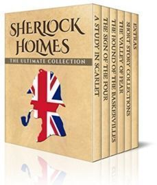 Sherlock Holmes: The Ultimate Collection Kindle eBook