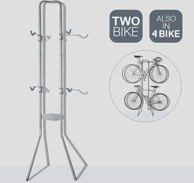 Delta Cycle Michelangelo 2-Bike Stand