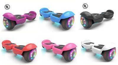 Hoverboard 6.5 UL 2272 Two-Wheel Self Balancing Electric  Scooter
