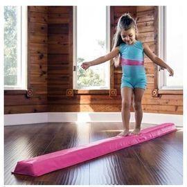 9ft Full Size Folding Floor Balance Beam