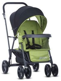 Joovy Caboose Graphite Sit and Stand Stroller - Green