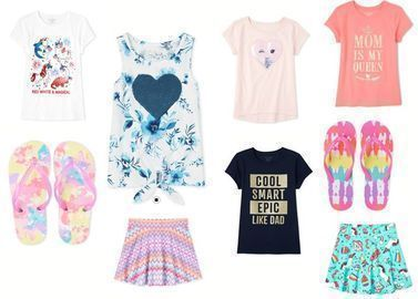 Girls' Clothing for under $2