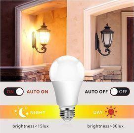 2pk of Torkase 12W Dusk to Dawn Light Bulbs