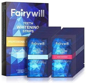 Fairywill 50 Teeth Whitening Strips